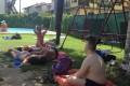 In piscina da Marco 2013